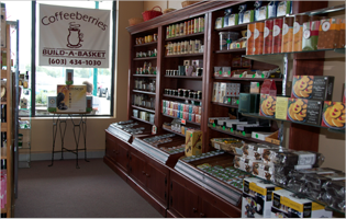coffeeberries store gourmet coffee gifts